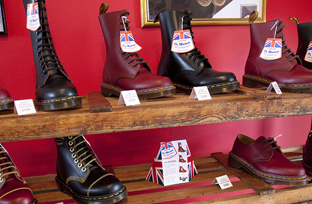 Deal Watch: CC and DLA Piper step up on £300m Dr Martens buyout