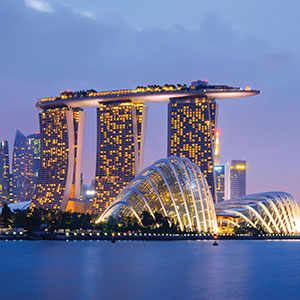 Singapore swing – a credible threat  to the dominance of English law
