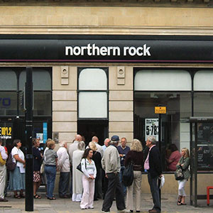 City firms line up on £13bn sale of Northern Rock mortgages