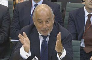 Paying up: Linklaters and Eversheds advise as Sir Philip Green agrees £363m pensions deal
