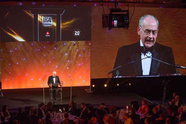 The Legal Business Awards 2017