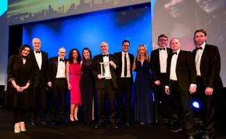 Pinsents, Bird & Bird, BCLP and Network Rail the big winners at the 2019 Legal Business Awards