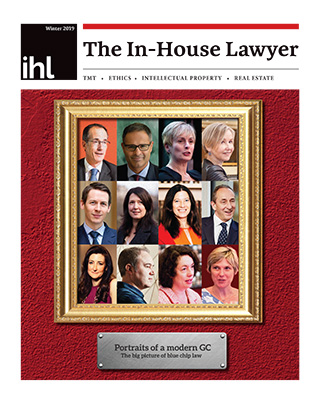 IHL Winter 2019 cover