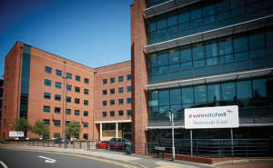 Irwin Mitchell Sheffield office