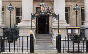 law society entrance