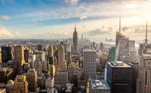 New York City, US, cityscape