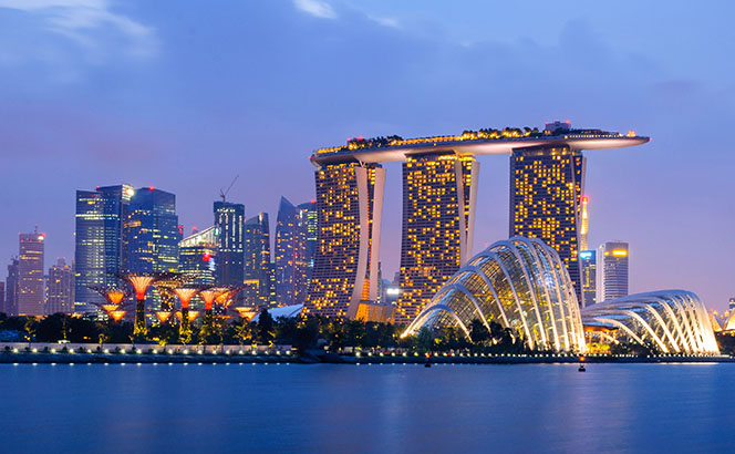 HFW strengthens Singapore with South East Asia triple play
