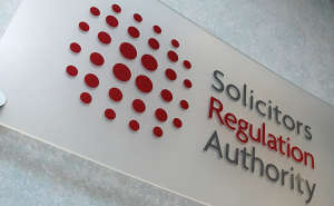 Solicitors Regulation Authority SRA