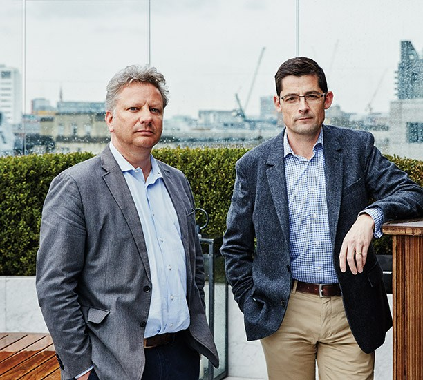 The Finance View – A&O's new practice chiefs on repositioning the City's top finance shop