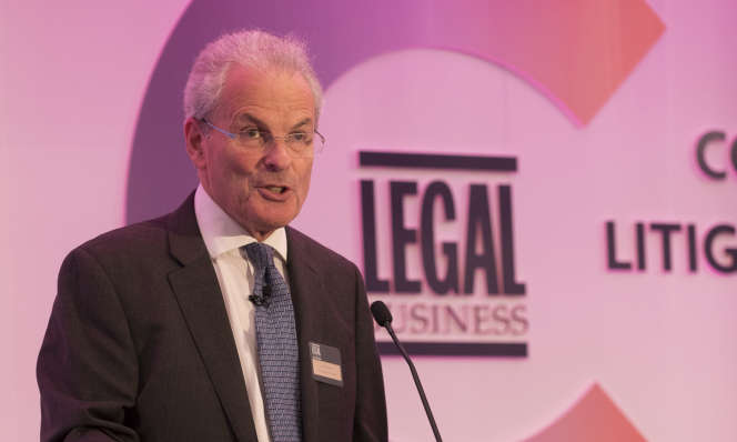 Our leadership: Evolving London's courts for a global market