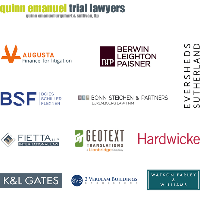 International Arbitration Summit 2017 sponsors