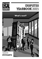 Disputes Yearbook 2020 cover