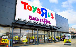 High street collapse sees Global 100 players line up on Toys R Us and Maplin failures