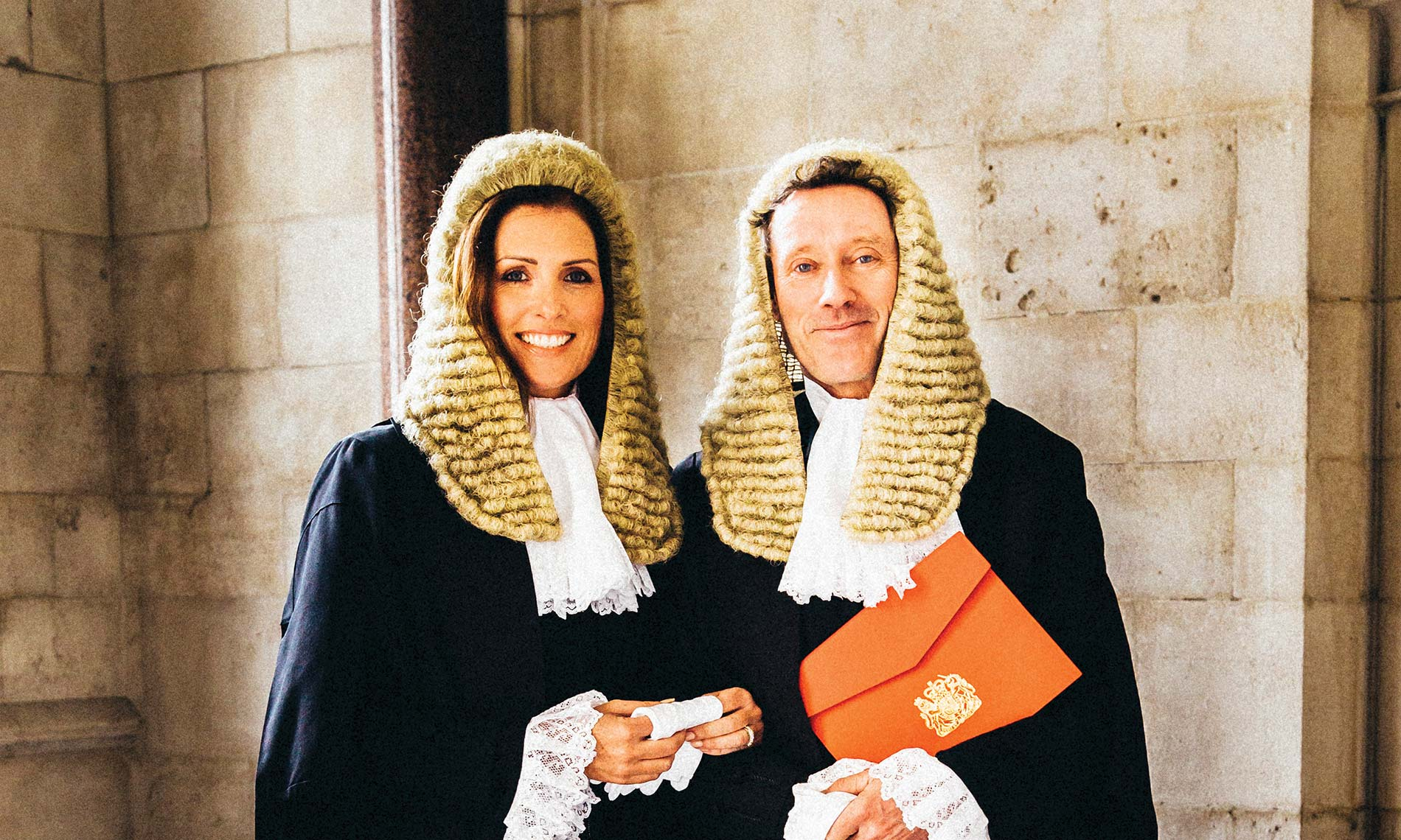 Sophie Lamb QC and Louis Flannery QC