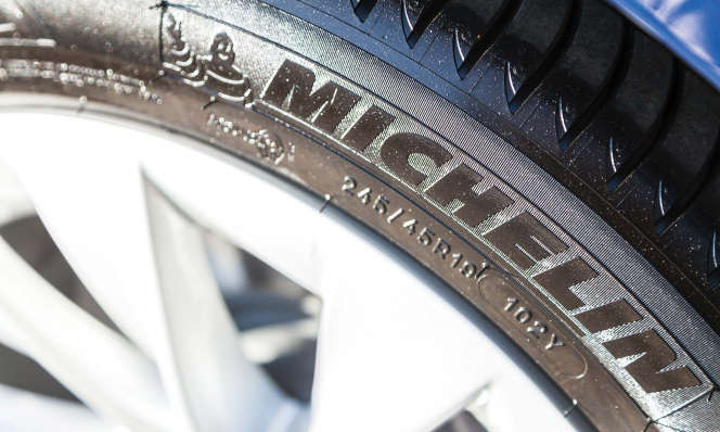Going places: focus on Michelin