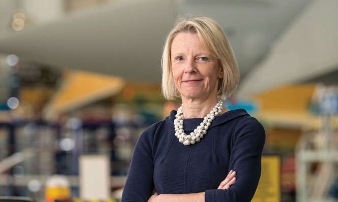 Client profile: Julie Smyth, BAE Systems Air