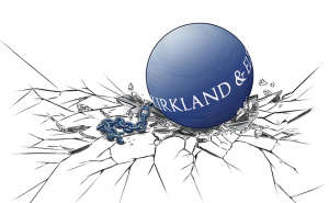 Kirkland & Ellis wrecking ball