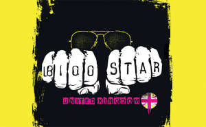 'LB100 star' tattooed hands