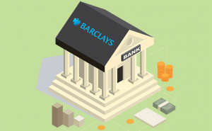 Barclays bank graphic