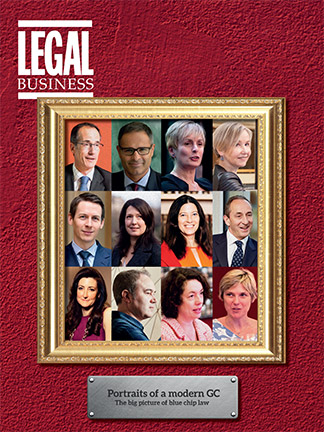 Legal Business December 2018/January 2019 cover