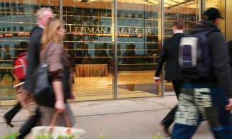 'No blueprint': Looking back at Lehman's wind-up