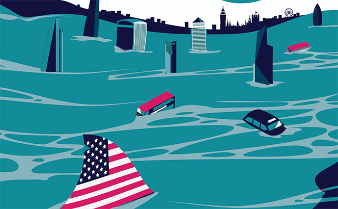 US firms in London – the new apex predators are here