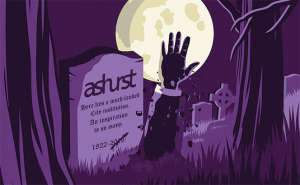 Ashurst rising from the grave