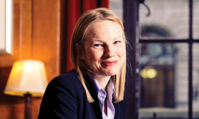 The Client Profile: Sonya Branch, Bank of England