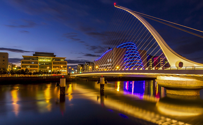 Global expansion: Fieldfisher picks Dublin for seventh office launch in a year