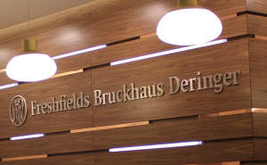 Freshfields Bruckhaus Deringer office reception