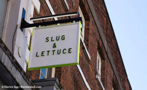 Slug & Lettuce, Lincoln