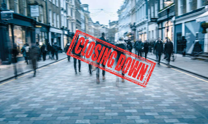 Under pressure – Retail GCs fight to adapt to a brutal High Street