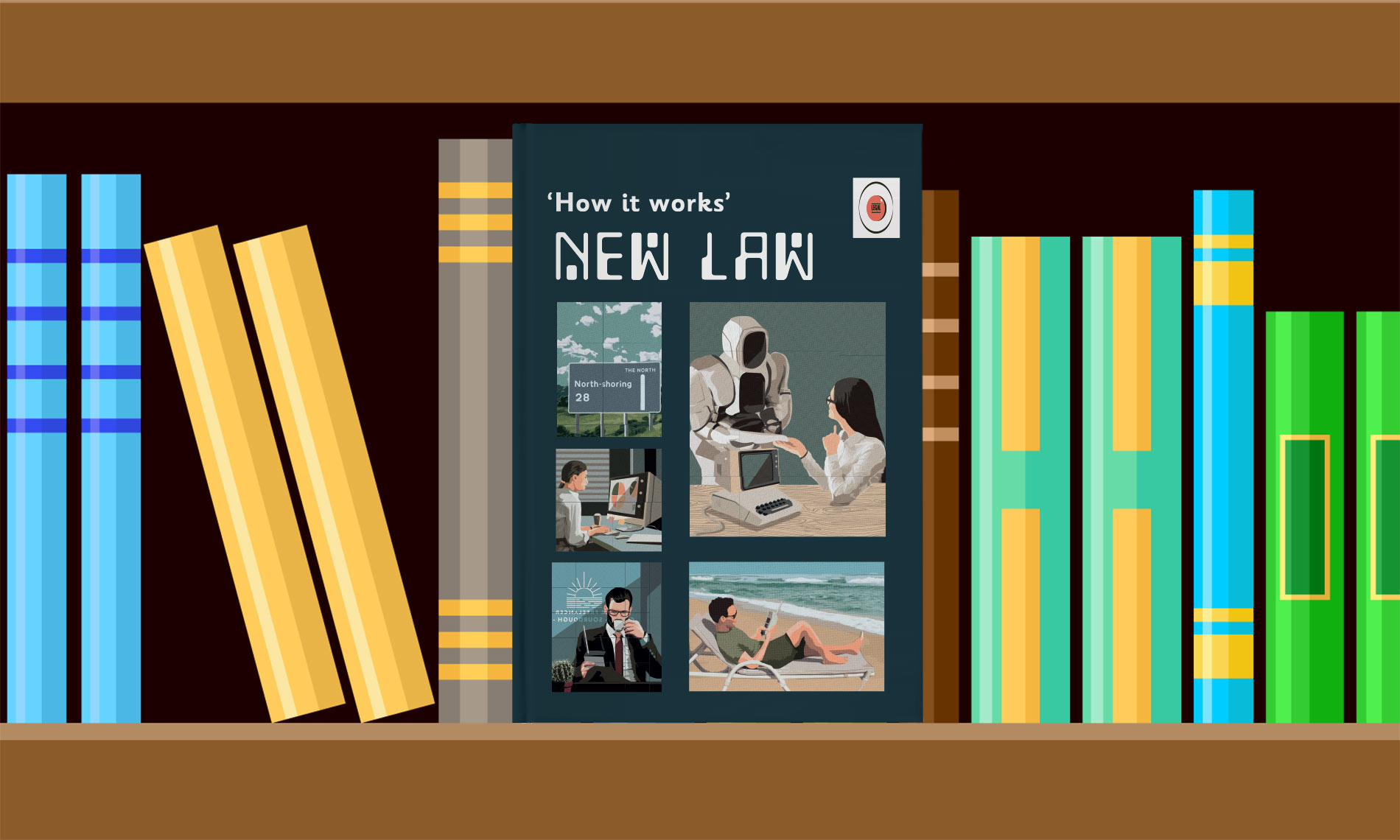 'How it works': New Law book
