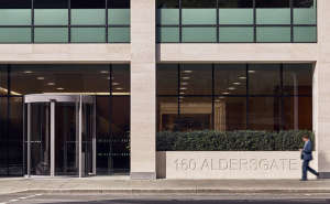 DLA Piper office, Aldersgate