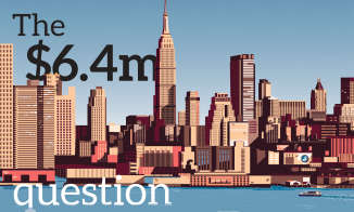 Letter from Manhattan – The $6.4m question