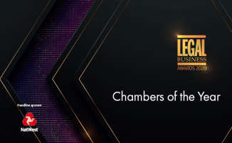 Legal Business Awards 2020 – Chambers of the Year