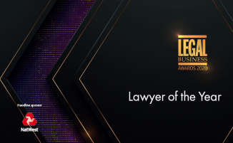 Legal Business Awards 2020 – Lawyer of the Year
