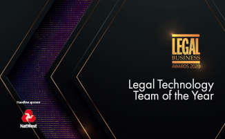 Legal Business Award 2020 – Legal Technology Team of the Year