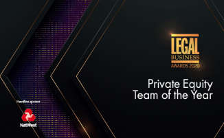 Legal Business Awards 2020 – Private Equity Team of the Year