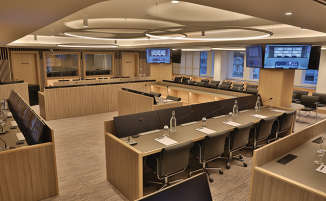 Ready for the new normal: International Arbitration Centre unveils new Covid-compliant disputes facility in London