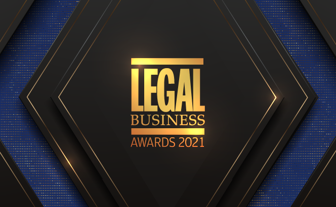 Pinsents, Travers Smith and easyJet the big winners as Legal Business Awards returns to Grosvenor House